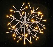 64 LED Lichterkugel Lichterkette Lichterball Hängeleuchte Weihnachten Stern