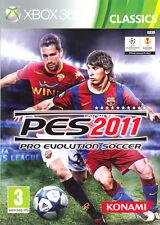 Pro Evolution Soccer PES 2011 Classics (calcio) Xbox 360 It Import Konami