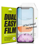 Apple iPhone 11/ 11 Pro/ 11 Pro Max Screen Protector Ringke [Dual Easy] Film 2pc