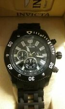 Invicta Sea Spider Chronograph Black Dial Mens Watch 14862