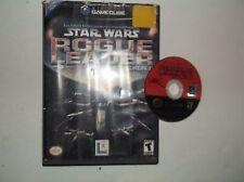 Star Wars: Rogue Leader - Rogue Squadron II (Nintendo GameCube, 2001) No Manual