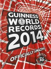 Guinness World Records 2014-ExLibrary