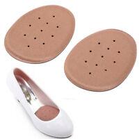 Zapato carbono activado elástico delantera almohadilla soporte de plantilQA
