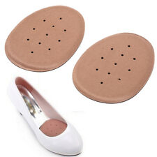 Elastic Activated Carbon Forefoot Shoe Pad Foot Support Cushion Sorepain Insole3