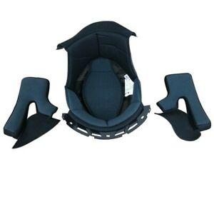 GDM Venom Motorcycle Helmet Liner with Cheek Pads Replacement Kit S M L XL XXL