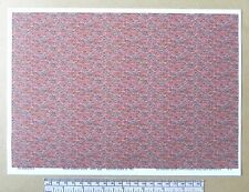 "OO/HO gauge (1:76 scale) ""Multi colour brick-with age"" self adhesive vinyl - A4"