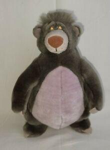 "Disney Jungle Book Baloo 10 "" Plush Bear Vintage Rare Applause"
