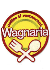 """Wagnaria!! RESTAURANT Anime Patch 3"""" Licensed GE Animation 44019 Free Ship"""