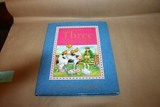 A Treasury for Three Year Olds (2002, Hardcover)