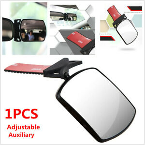 Car Internal Safety Rear View Back Seat Auxiliary Mirror for Child Baby Adjust