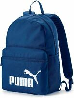 Puma Phase Backpack in Limoges with Padded Back and Webbing Carry Handle