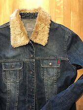 Esprit Damen Jeansjacke in Gr. L, ideal für den Frühling --wie neu--