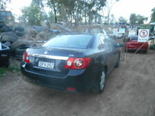 HOLDEN EPICA 02/07 TO 12/11 EP REAR BUMPER BAR BLACK HAS MARKS IN PAINT 38780