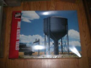 Walthers O scale Steel Water Tank Kit, NIB