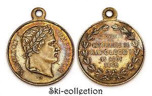 Médaille NAPOLÉON I° EMPEREUR. Souvenir de Centenaire, 1769-1869. Bronze
