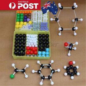267PCS Molecular Model Set Organic Chemistry Science Molecules & Links Kit Ne