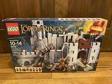 LEGO 9474 The Lord of the Rings The Battle of Helm's Deep - NEW & FACTORY SEALED