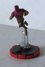 HeroClix LEGACY #213 CLIFFORD ZMECK LE GOLD RING LIMITED EDITION DC MAJOR FORCE