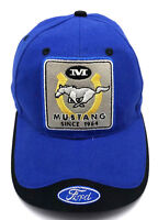FORD MUSTANG blue adjustable cap / hat