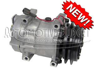A/C Compressor for Chevrolet / GMC T6500 T7500 & Isuzu FTR FVT - NEW