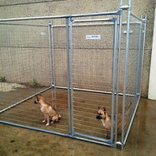 NEW Dog Puppy Animal Kennel, Run, Cage, Enclosure, corral, Pen, Fence, Compound