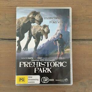 Prehistoric Park (DVD, 2006, 2-Disc Set) Dinosaur Documentary Free Postage