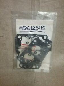 MD612348 Mitsubishi Gasket Kit, Carburetor