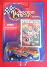 RACING CHAMPIONS ~ JOHN FORCE ~ NHRA ~ Castrol GTX ~ FORD MUSTANG ~ Diecast Car