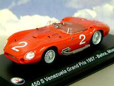 1/43 MASERATI 450S 450 S #2 VENEZUELA GRAND PRIX 1957 STIRLING MOSS/SCHELL/BEHRA