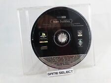 TEAM BUDDIES SONY PS1 PS2 PS3 PSX PLAYSTATION ONE 1 2 3 PAL PROMO DISC ORIGINALE