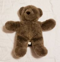 Vintage 1992 Plush Creations Brown Bear Stuffed Animal Excellent Condition