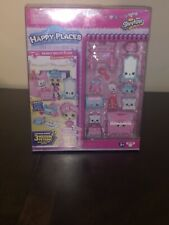 Shopkins Happy Places Bearly Ballet Class Decorator's Pack w/ Surprise Petkins