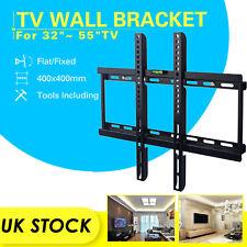 Adjustable 26-55 inch TV Wall Mount Bracket with Ultra Slim Design & 75kg