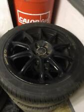 Subaru impreza 2001 to 2005 oz prodrive genuine alloy wheels and tyres - p1