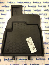 Genuine Vauxhall Combo Life 2018- Tailored Rubber Floor Mats Set of 4