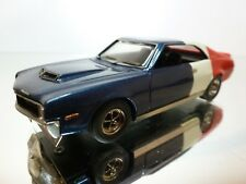 BOSS MODELS NO= 2 - AMC JAVELIN 1970 MADE BY SMTS   1:43 - EXCELLENT CONDITION 6