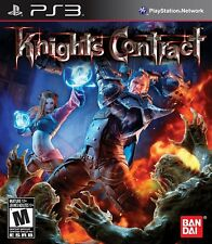 Knights Contract PS3 - LN - Game Disc Only