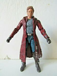 """Marvel Legends Guardians Of The Galaxy Groot Baf Star Lord 6"""" Action Figure"""