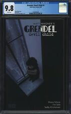 Grendel: Devil Child #1 CGC 9.8 Sale Wagner Cover