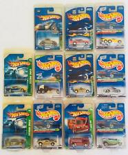 Lot 11 Hot Wheels Treasure Hunt Series Limited Edition Diecast Cars  *PROTECTED*