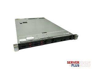HP DL360 G9, 2x 2.2GHz E5-2698v4 20-Core, 128GB RAM, 8x HP 480GB SSD