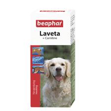 Vitamines Laveta Carnitina Beaphar Chiens