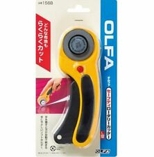Olfa safety rotary cutter L-156B Diameter 45 mm circular blade Japan