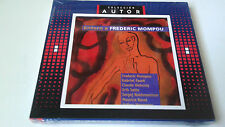 """FREDERIC MOMPOU """"ENTORN A FREDERIC MOMPOU"""" CD 30 TRACKS PRECINTADO MIRALLA III"""