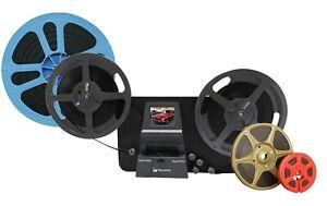 Wolverine 8mm & Super 8 MovieMaker Pro Film DigitizerBlack (MM100PRO) USED