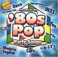 Best Of 80'S Pop: Party Songs / Various Artists  - CD New Sealed