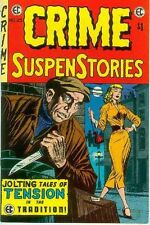 EC Classic reprint # 6 (crime suspenstories # 25) (états-unis, 1974)