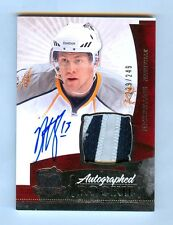 NICK SPALING 10-11 THE CUP AUTO 2CLR PATCH RC #/249 NASHVILLE