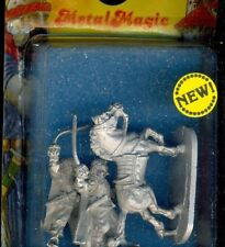 METAL MAGIC FANTASY 1023D RIDERS WITH RAPIER AND FOIL