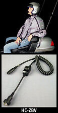 """J&M """" Z """" SERIES LOWER HOOK UP CORD HC-ZBV With VOLUME CONTROL /   HONDA ^"""